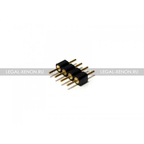 Коннектор для RGB ленты