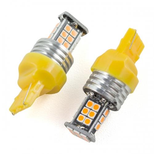 Я LED лампа (WY21W) T20A-SMD3030-24