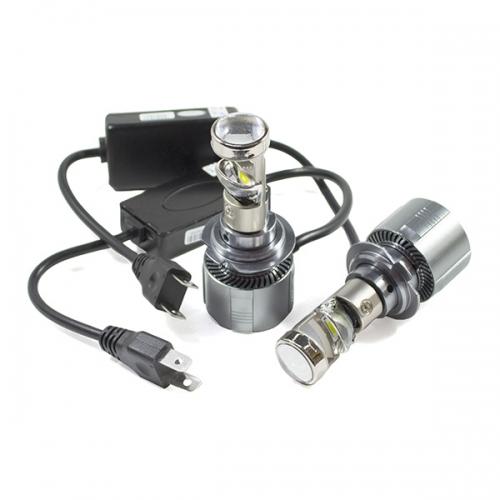 Линзованные LED лампы LX G9 H7