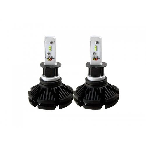 я LED лампы LX ZES X3 цоколь H4