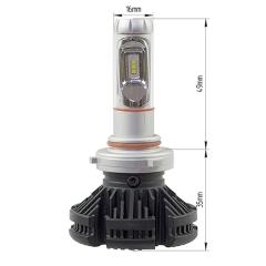 LED лампы LX ZES X3 PLATINUM цоколь HB3