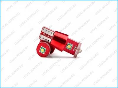 Светодиодная лампа (W5W) T10-CREE-X3