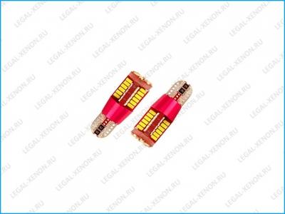 я Светодиодная лампа (W5W) T10-SMD3014-57