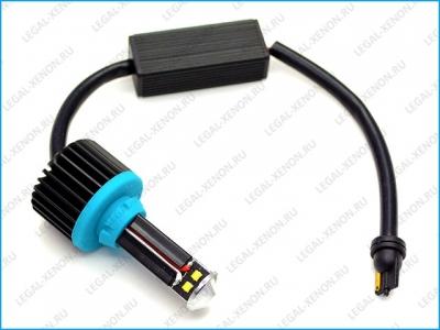Светодиодная лампа (W16W) T15-CREE-4