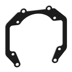 Переходные рамки для Daewoo Nexia N150 (2008-2016) для LX mini H1 2.5 дюйма №10