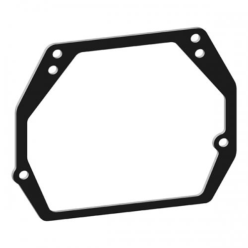 Переходные рамки для Kia Optima (2013-2015) рест. для BI-LED Hella 3R / 5R