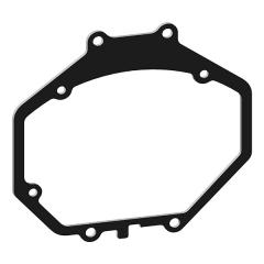 Переходные рамки для Hyundai Genesis Купе (2009-2012) для BI-LED Hella 3R #40