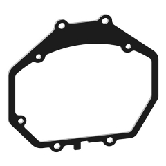 Переходные рамки для Subaru Legacy Outback 3 B13 дорест. (2003-2006) для BI-LED Hella 3R / 5R №59