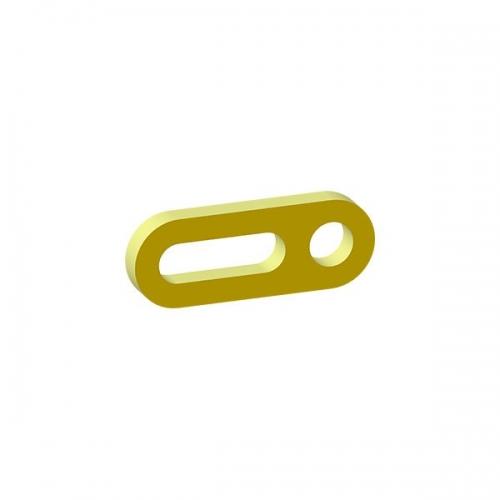 Комплект полимерных кронштейнов (10шт) 30мм №232