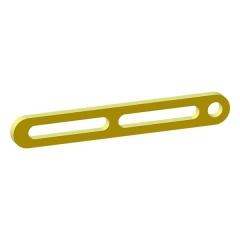 Комплект полимерных кронштейнов (10шт) 70мм №234