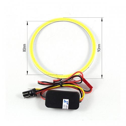 Уценка! LED ангельские глазки COB LED 90мм