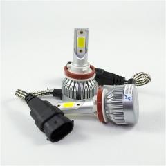 я Уценка! LED лампы LX COB LIGHT C1 цоколь H8 / H11