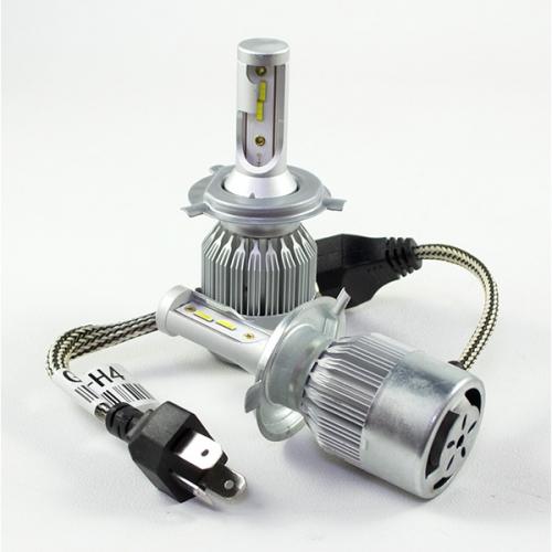 я Уценка! LED лампы LX ETI LIGHT C6-F цоколь H4