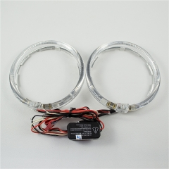 Уценка! Глазки ангельские диодные LX Crystal LED 115мм