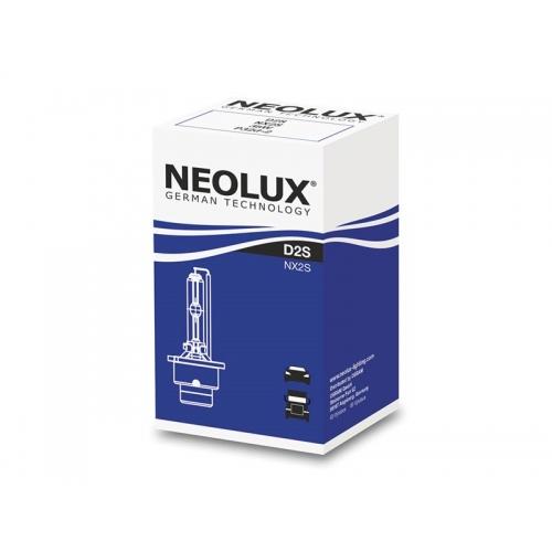 я Ксеноновая лампа Neolux Standard D2S 4100K