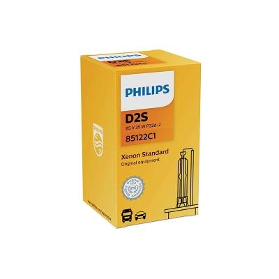 Ксеноновая лампа PHILIPS D2S Vision
