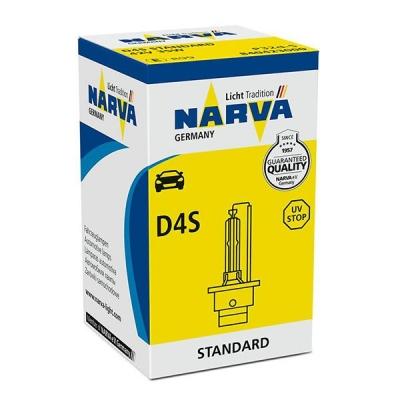 Ксеноновая лампа Narva Standard D4S 4100K