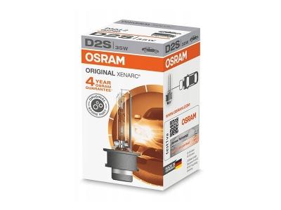 Ксеноновая лампа OSRAM Original Xenarc D2S (66240)