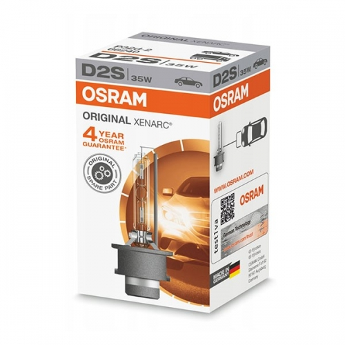 Ксеноновая лампа OSRAM Original Xenarc D2S 4200K