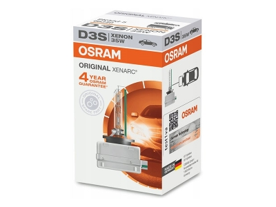 Ксеноновая лампа OSRAM Original Xenarc D3S (66340)