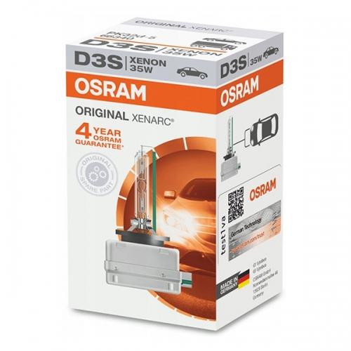 Ксеноновая лампа OSRAM Original Xenarc D3S 4200K