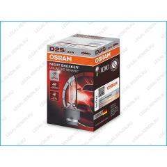 я Ксеноновая лампа OSRAM Xenarc Night Breaker Unlimited D2S +70%