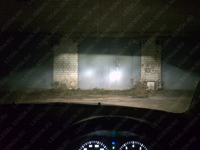 Установка линз в фары Тойота Премио в Ростове-на-Дону