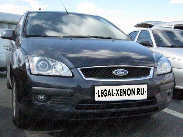 Установка линз в фары Форд Фокус в Ростове-на-Дону
