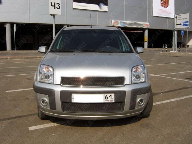 Установка линз в фары Форд Фьюжен в Ростове-на-Дону