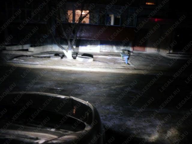 Установка линз в фары Тойота Алекс в Ростове-на-Дону
