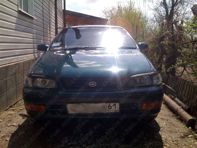 Установка линз в фары Тойота Корона в Ростове-на-Дону